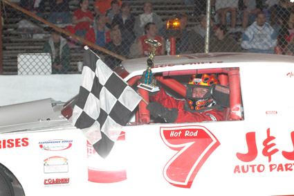 Anderson Speedway Quot The World S Fastest High Banked Quarter