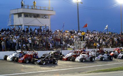 Constructed in 1948, historic Anderson Speedway is celebrating its 66th consecutive year of racing in 2013. Situated on over 35 acres near downtown Anderson ...